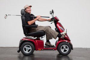 Elektromobil für Senioren für Fahren ohne Führerschein