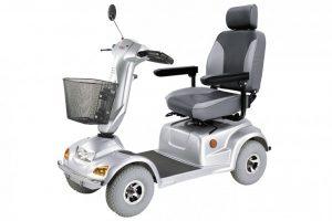 Elektrisches Seniorenfahrzeug für Fahren ohne Führerschein