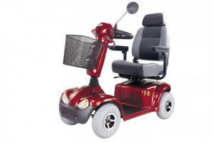 Elektrisches Seniorenmobil für Fahren ohne Führerschein