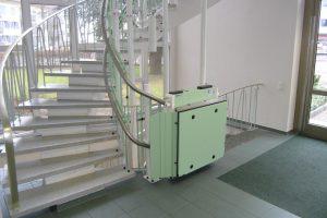Treppenlift Kosten Rollstuhl